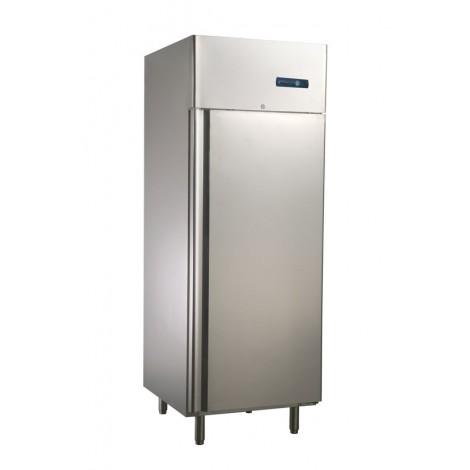 Edelstahl Kühlschrank Profi 700 GN 2/1, 1 Tür
