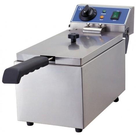 GGG Elektro-Fritteuse 6 Liter, ECO, WF-061