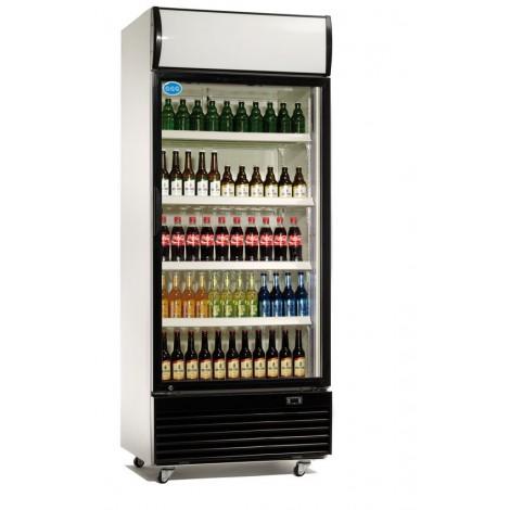 Getränkekühlschrank LG-660 - Glastür & Umluft