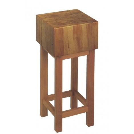 GGG Hackblock 500x500 aus Holz, HK505030