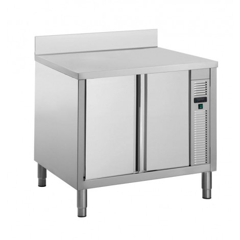 GGG Wärmeschrank 1000x600 mit Aufkantung, GM8212