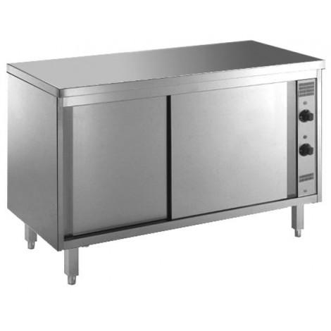 Wärmeschrank 1600x600 ohne Aufkantung