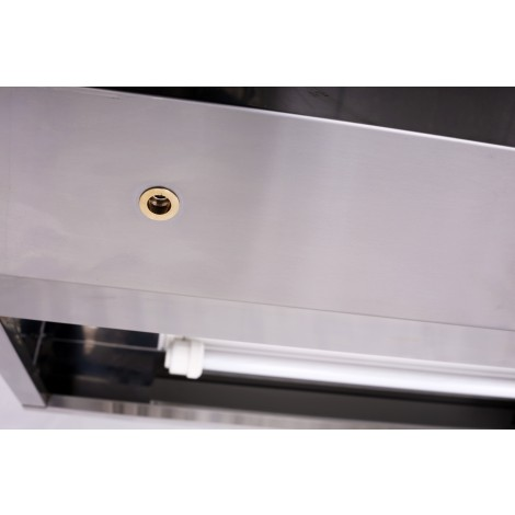 Kasten-Wandhaube Typ B 2200 x 900