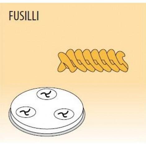 Nudelform Fusilli,  für Nudelmaschine MPF/2,5 und MPF/4