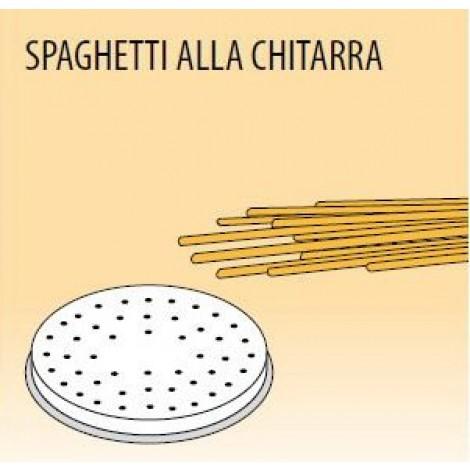 Nudelform Spaghetti alla chiatarra, für Nudelmaschine MPF/8
