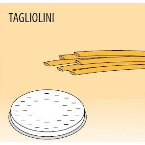 Nudelform Tagliolini, für Nudelmaschine MPF/2,5 und MPF/4