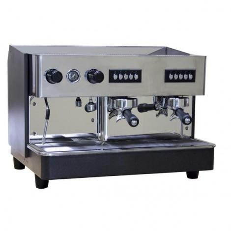 Siebträger-Espressomaschine, 2-gruppig, programmierbar