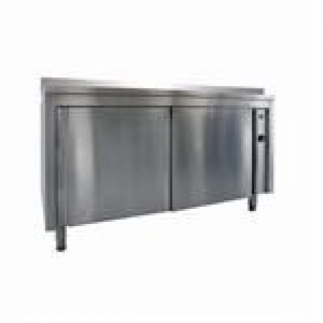 Wärmeschrank Pro 1500x600  mit Aufkantung