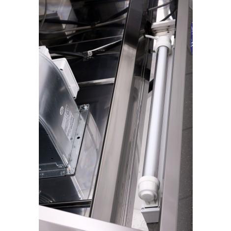 Wandhaube Typ B 1600 x 700 mit Motor und Regler