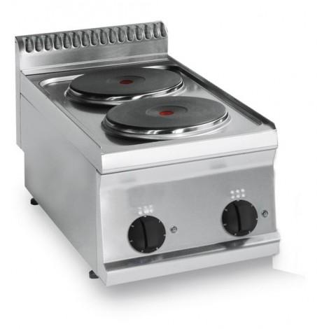 KBS Elektro-Kochfläche 5,2kW 2 Platten Tischgerät, 10311016