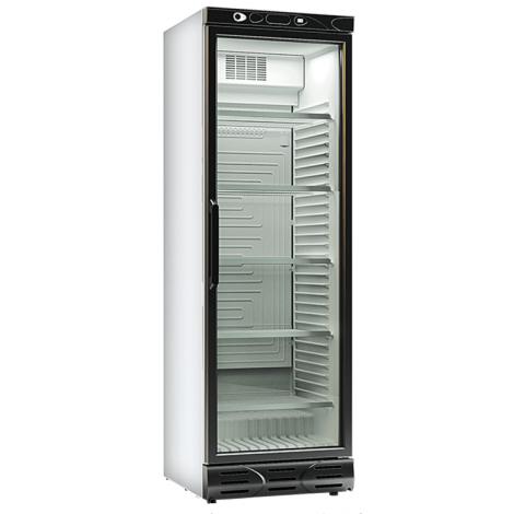 Getränkekühlschrank 381l - schwarz - Stille Kühlung