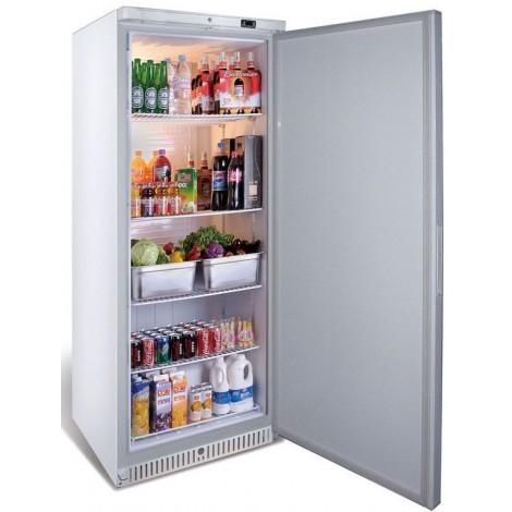 KBS Umluft Gewerbekühlschrank KBS 605 U, weiss, mit Umluftkühlung und keine Beleuchtung, 302606