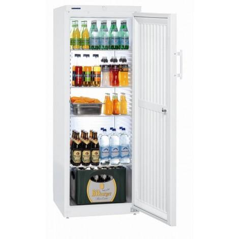 KBS Flaschenkühlschrank FK 3640, weiss, mit Stiller Kühlung und keine Beleuchtung, 40513640