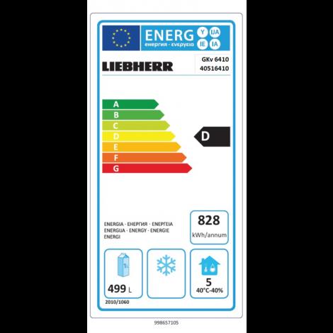 Liebherr Kühlschrank GKv 6410 für GN2/1