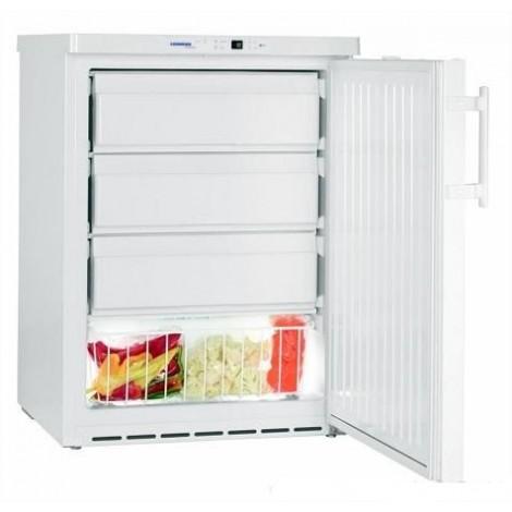 Liebherr Gefrierschrank unterbaufähig GGU 1500, weiss, mit Stiller Kühlung und keine Beleuchtung, 40521500