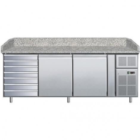 Pizzakühltisch 2610