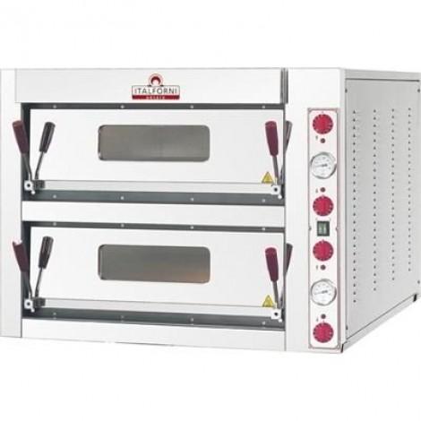 KBS Pizzaofen Allround für 6+6 Pizzen ø33cm elektro 13 kW, 5052.1005