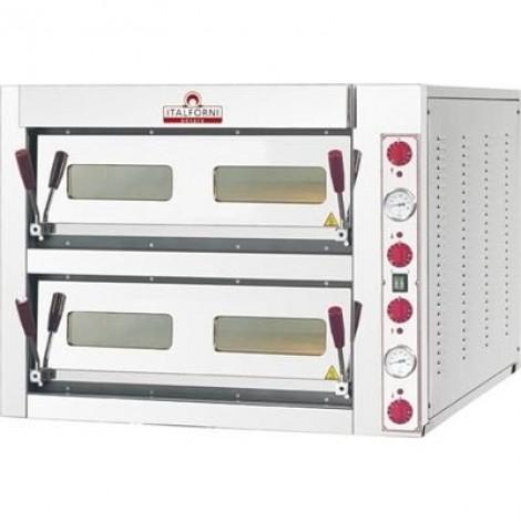KBS Pizzaofen Allround Q für 6+6 Pizzen ø33cm elektro 13 kW, 5052.1006