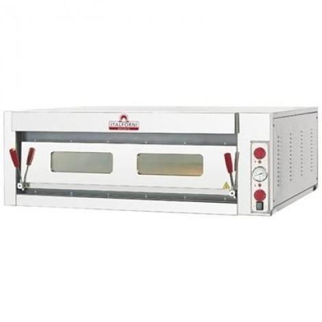KBS Pizzaofen Allround 6 für 6 Pizzen ø33cm elektro 6,5 kW, 5051.1005