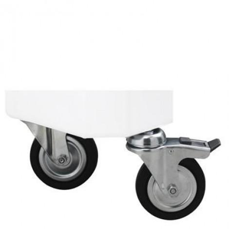 KBS Rollen-Kit für Teigknetmaschine 50 kg, 5019.0002
