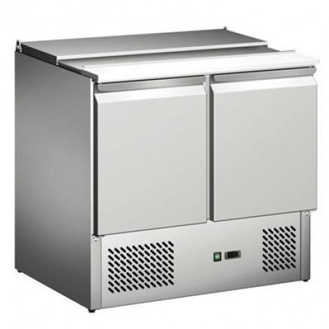 KBS Saladette 900 - 2 Türen - GN 1/1 Umluftkühlung