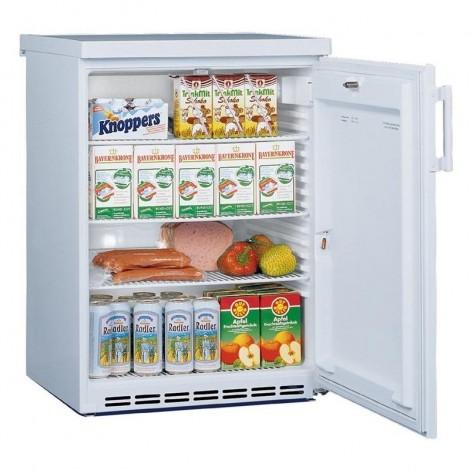 Liebherr Flaschenkühlschrank FKU 1800 W (unterbaufähig), weiss, mit Stiller Kühlung und keine Beleuchtung, 40511801