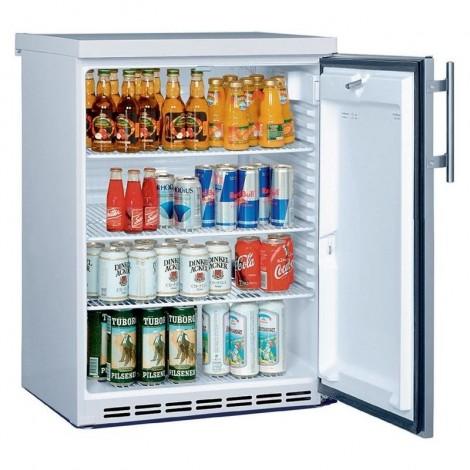 Liebherr Flaschenkühlschrank FKU 1805, weiss, mit Stiller Kühlung und Beleuchtung, 40511805