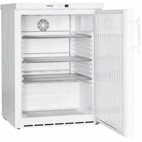 Liebherr Kühlschrank unterbaufähig FKUv 1610 , weiss, mit Umluftkühlung und keine Beleuchtung, 40511610