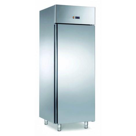 Edelstahl Kühlschrank 700 Liter Umluftkühlung