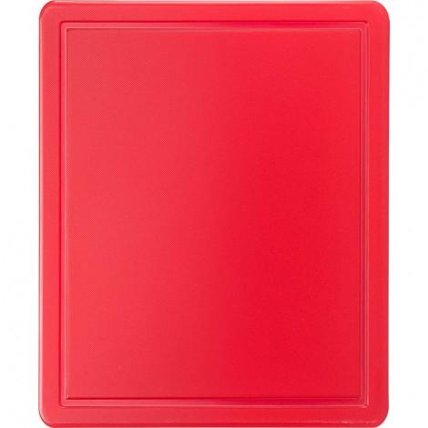 Schneidbrett, HACCP, Farbe rot, GN1/2, Stärke 12 mm