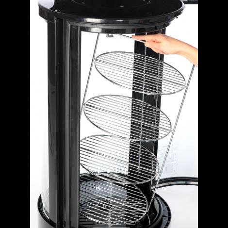 Aufsatz-Kühlvitrine Rondo