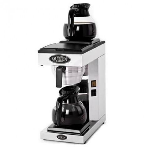 Filterkaffeemaschine mit 2 getrennt schaltbaren Warmhalteplatten