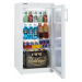 KBS Flaschenkühlschrank FK 2642, weiss, mit Stiller Kühlung und Beleuchtung, 40512642